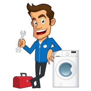 Repairing the washing machine