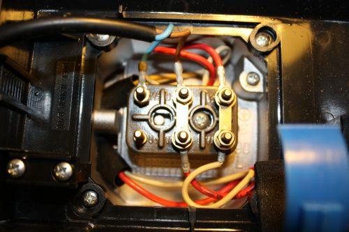 خرید ترمینال الکتروموتور